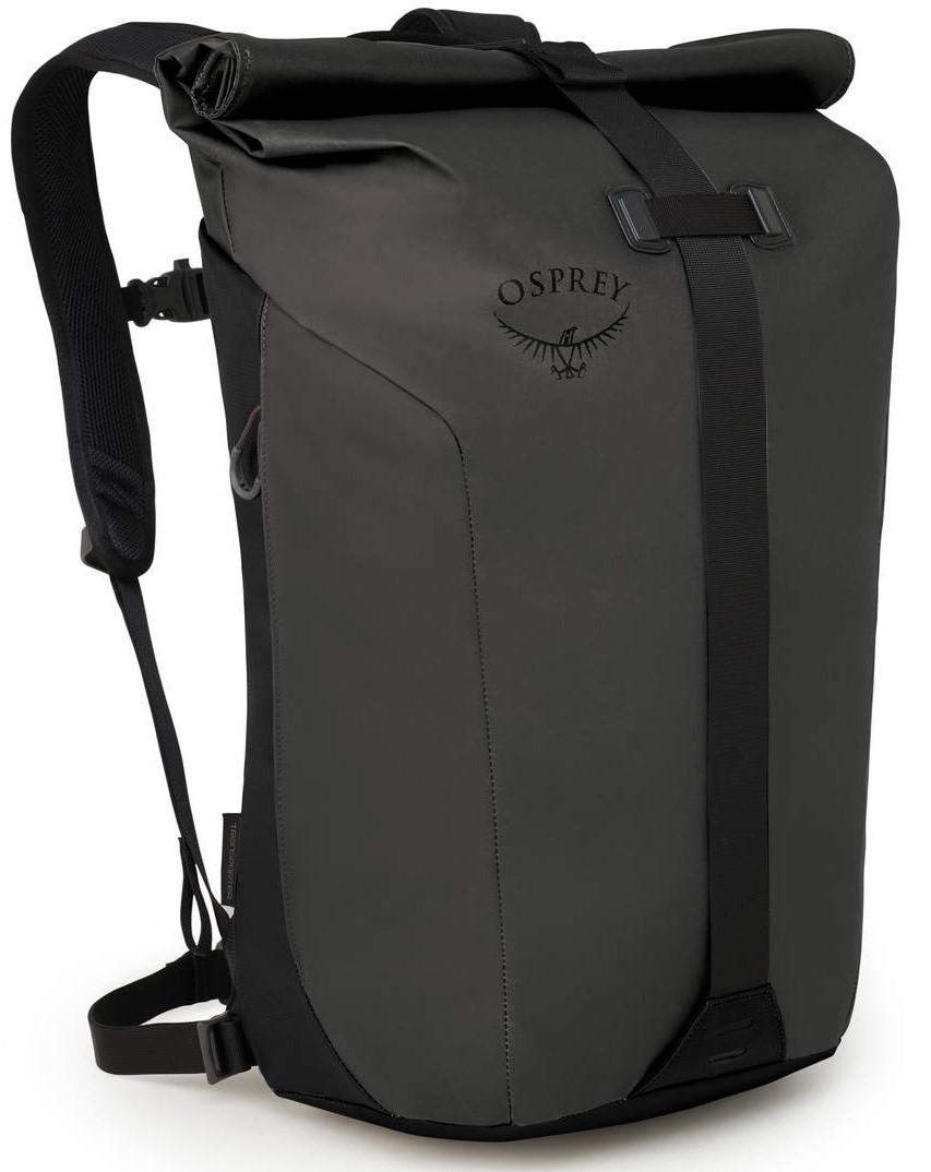 Городские рюкзаки Рюкзак городкой Osprey Transporter Roll 25 Black Transporter_Roll_F19_Side_Black_web.jpg