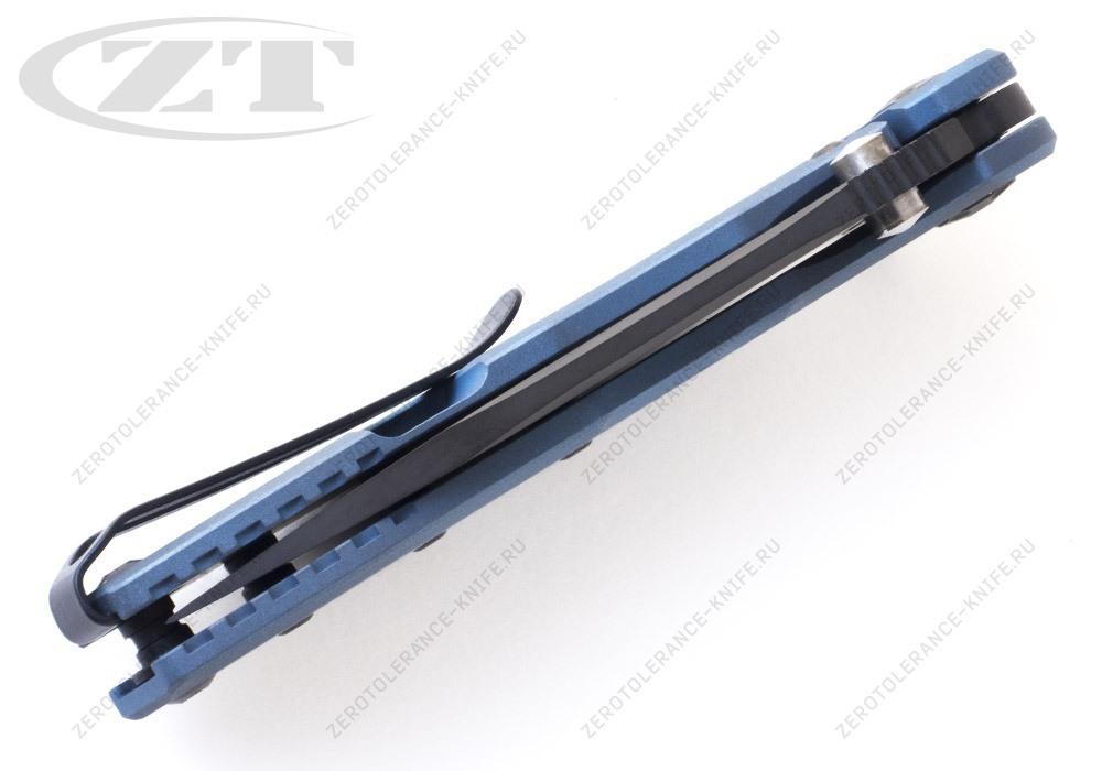 Нож Zero Tolerance 0562SIG Hinderer - фотография