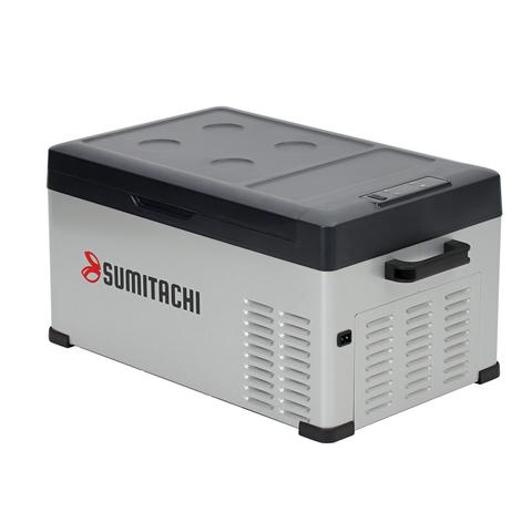 Компрессорный автохолодильник SUMITACHI C25 (12/24/220V, 25л)