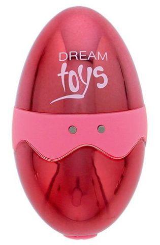 Розовое яичко с подвижным язычком HAPPY EGG