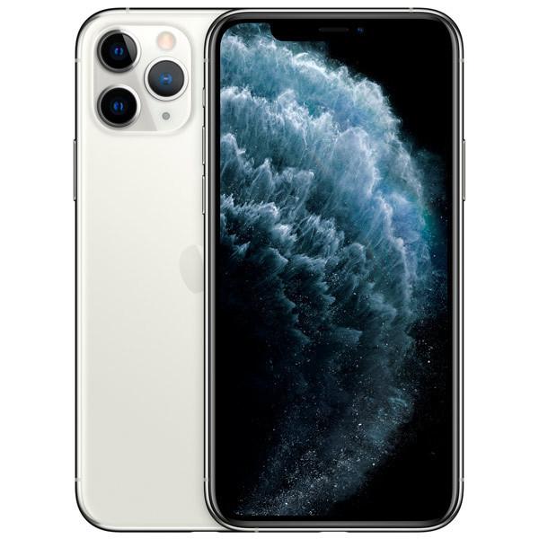 Новый Apple iPhone 11 Pro 256 ГБ Серебристый (обменка ростест)