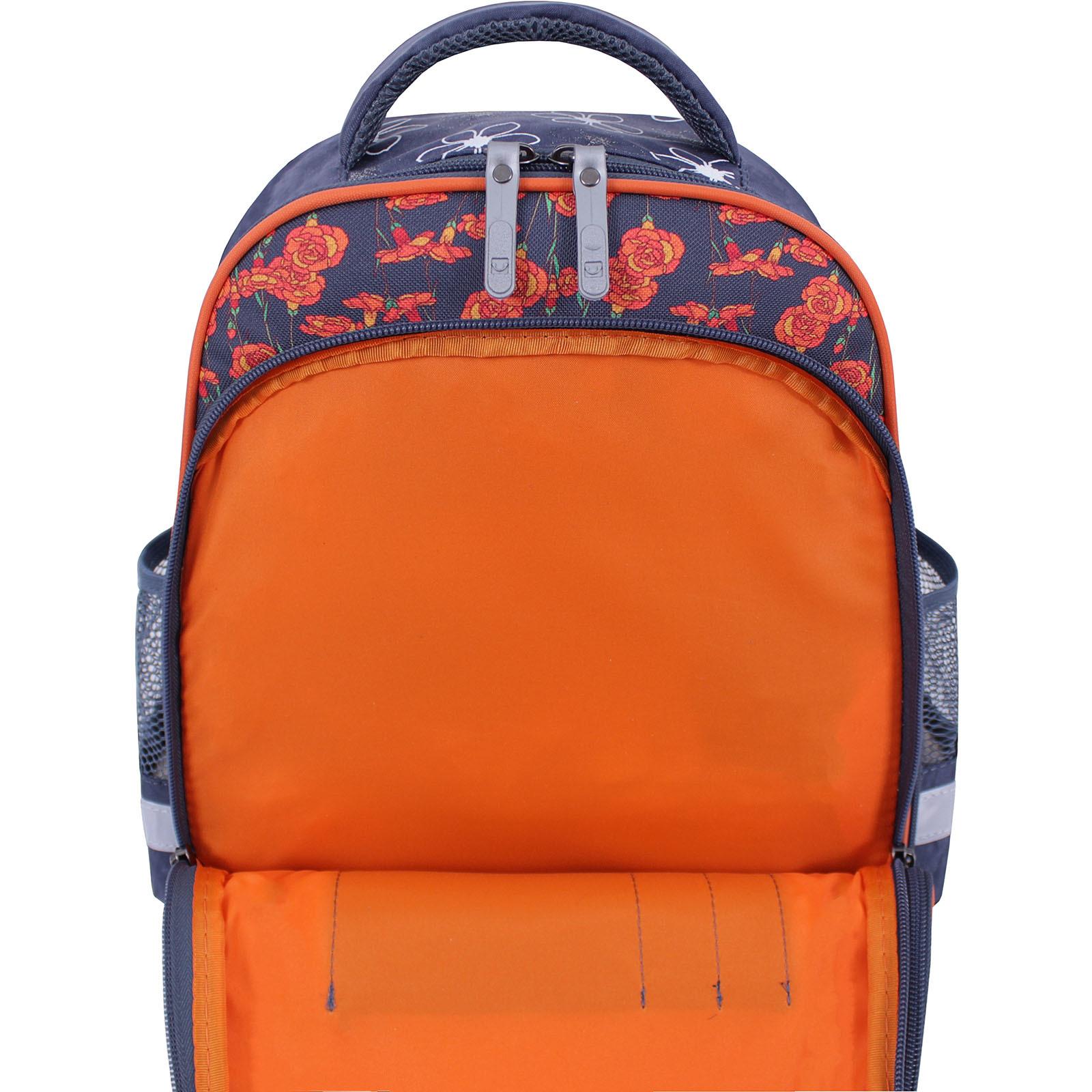 Рюкзак школьный Bagland Mouse 321 серый 499 (0051370) фото 5