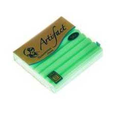 Пластика Artifact (Артефакт) брус 56 гр. шифон Зеленое яблоко