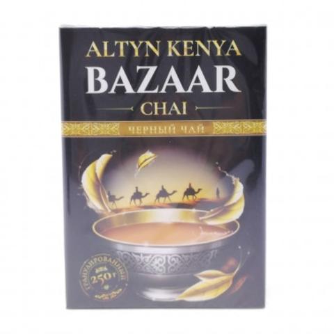 Чай BAZAAR Altyn Kenya 250 г КАЗАХСТАН