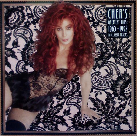 Виниловая пластинка. Cher's Greatest Hits 1965 - 1992