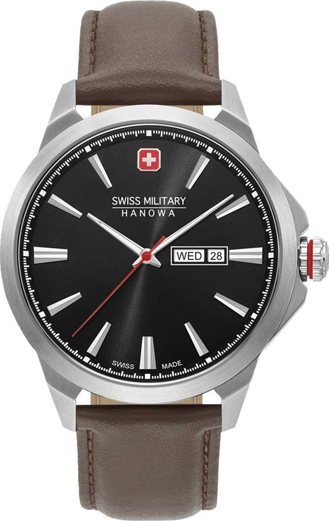 Часы мужские Swiss Military Hanowa 06-4346.04.007 Day Date Classic