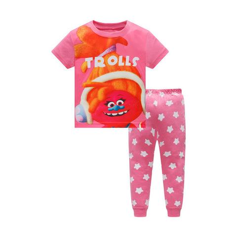 Пижама для девочки Тролли