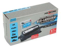 Зарядное устройство для автомобильных аккумуляторов ANSMANN ALCT6-24/2