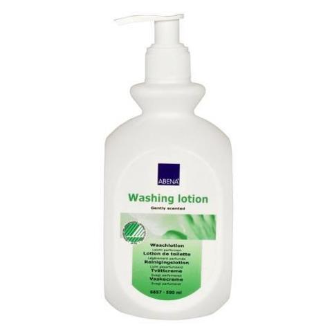 Лосьон для мытья без воды слабоароматизированный, 500 мл