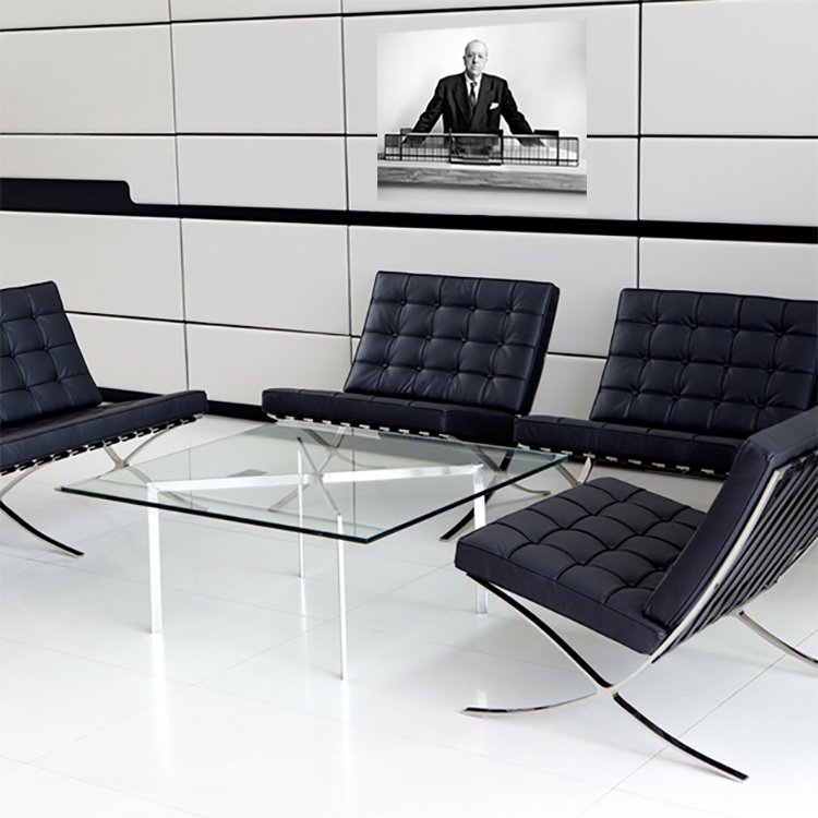 Стол журнальный Barcelona Style Coffee Table - вид 2