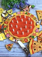 Многослойная пицца