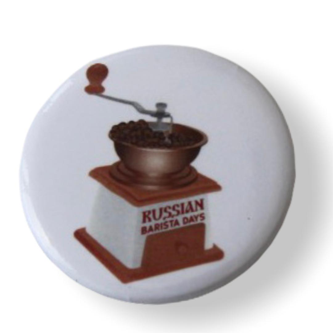 Значок Кофемолка
