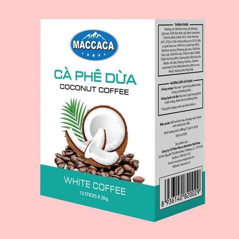 Кофе 3в1 со вкусом кокоса