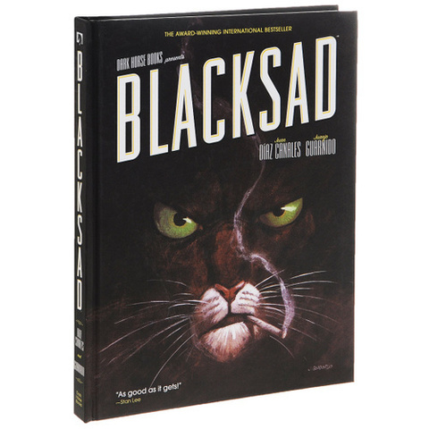 Блэксэд. Комплект. Blacksad 1-3 Hardcover (уценка)
