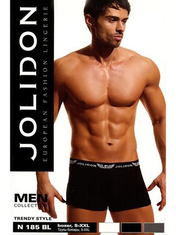 Мужские трусы Boxer N185BL Jolidon