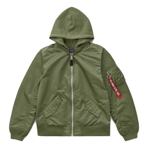 Куртка Alpha Industries L-2B Natus W Sage Green