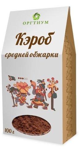 Оргтиум Кэроб обжаренный в порошке 100 г