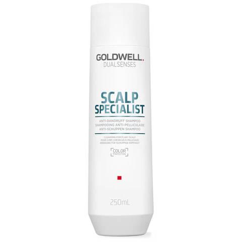 Шампунь против перхоти для чувствительной кожи, Goldwell DualSenses Scalp Specialist Anti-Dandruff Shampoo, 250 мл.
