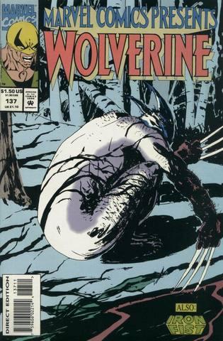 Marvel Comics Presents #137