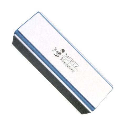 Брусок полировочный (баф) MERTZ № 950. 4х сторонний. Абразивность 400/600/4000/4000 грит.