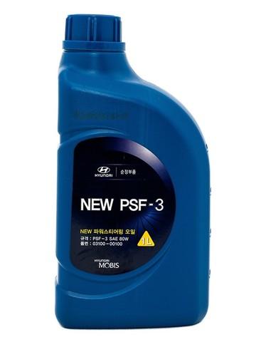 HYUNDAI PSF-3 Жидкость ГУР красный (пластик/Корея)