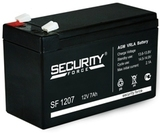 Аккумулятор Security Force SF 1207 ( 12V 7Ah / 12В 7Ач ) - фотография