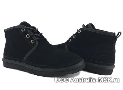UGG Mens Neumal New Boots Black
