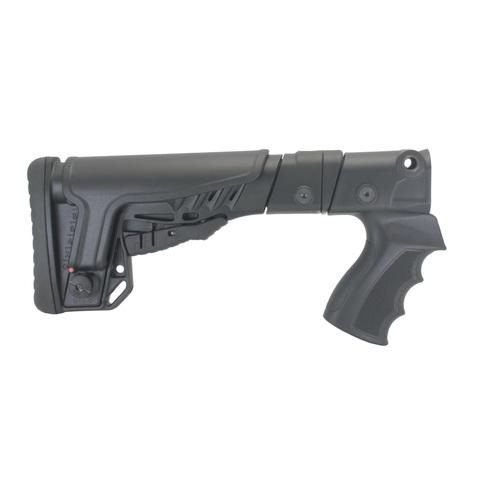 Комплект: Пластиковый приклад МР-153, -133, DLG Tactical фото