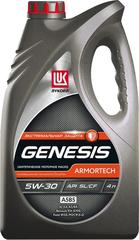Моторное масло ЛУКОЙЛ Genesis Armortech FD 5W-30 4 л