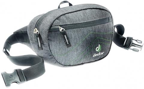 Картинка сумка поясная Deuter Organizer Belt dresscode-black - 1