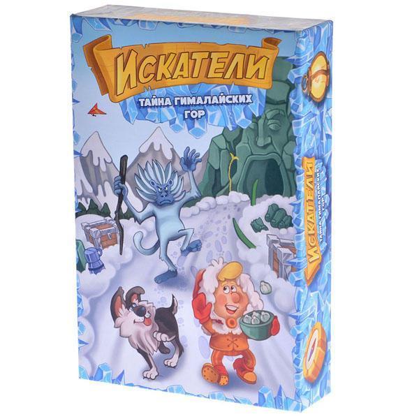 Настольная игра Искатели: тайна гималайских гор