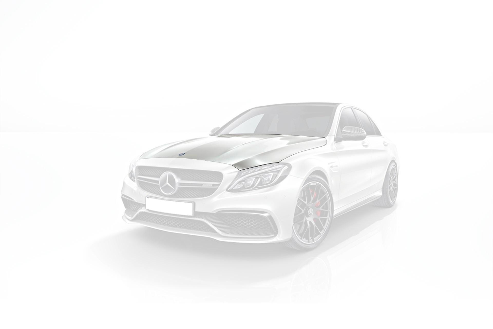 Карбоновый капот AMG Style для Mercedes С-class W205