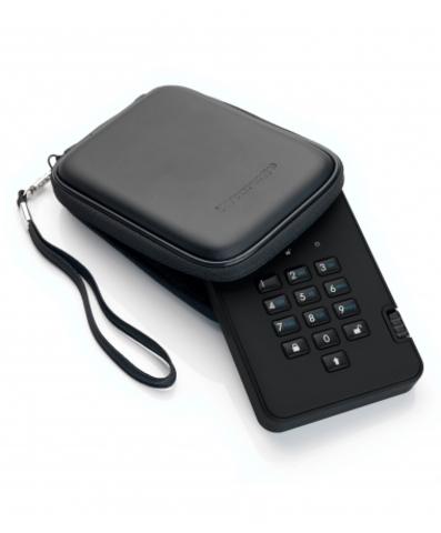 Защищенный внешний диск с пин-кодом DiskAshur2 500Gb
