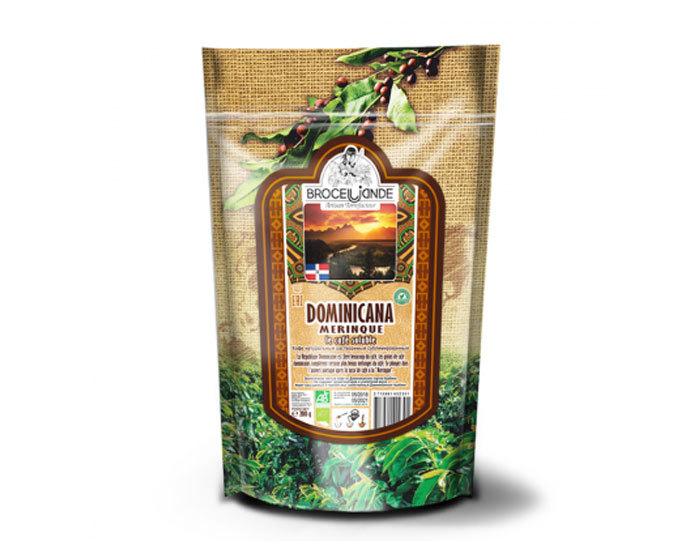 купить Кофе растворимый Broceliande Dominicana, 200 г