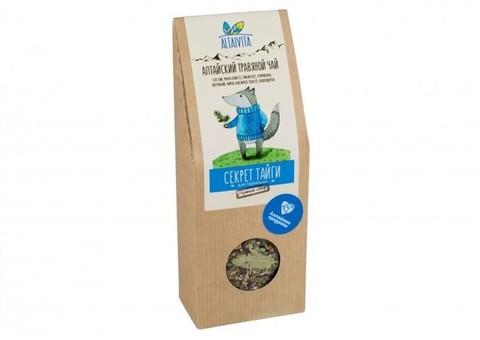 Алтайский травяной чай