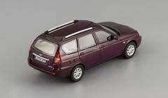VAZ-2171 Lada Priora purple DIP 1:43