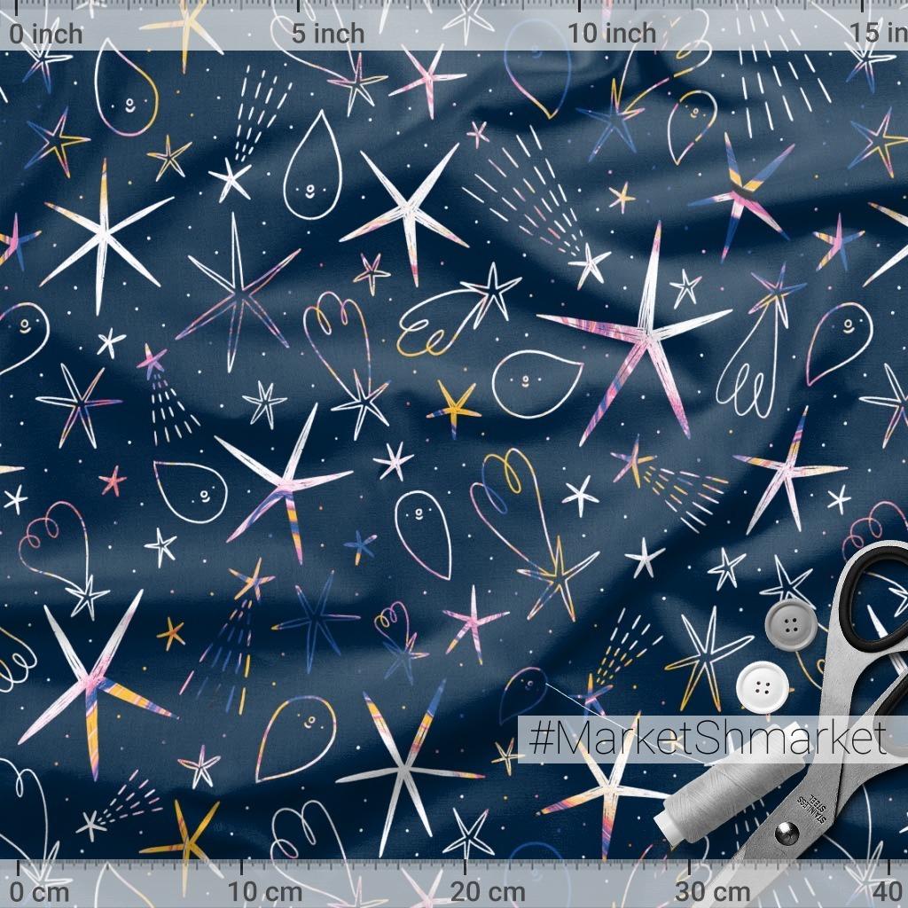 Звёзды и кометы