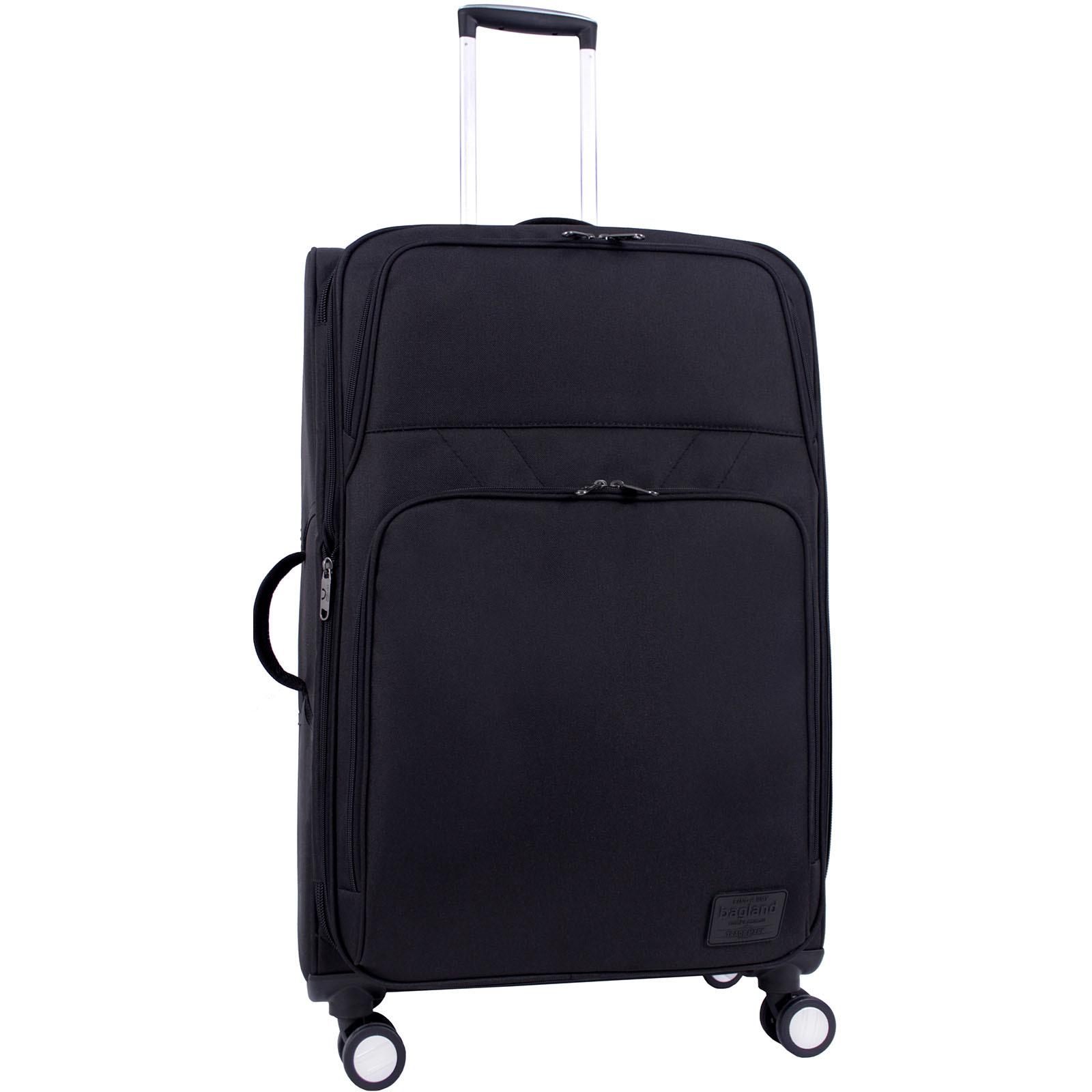Дорожные чемоданы Чемодан Bagland Валенсия большой 83 л. Чёрный (003796627) IMG_6846.JPG