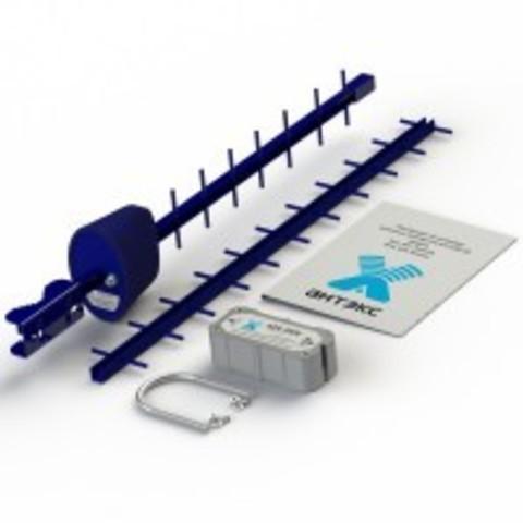 Комплект №4 ЭКОНОМ для 3G USB-модема (17 дБ)