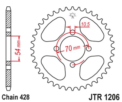 JTR1206