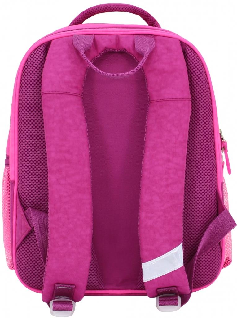 Рюкзак школьный Bagland Отличник 20 л. Малиновый 137д (0058070)