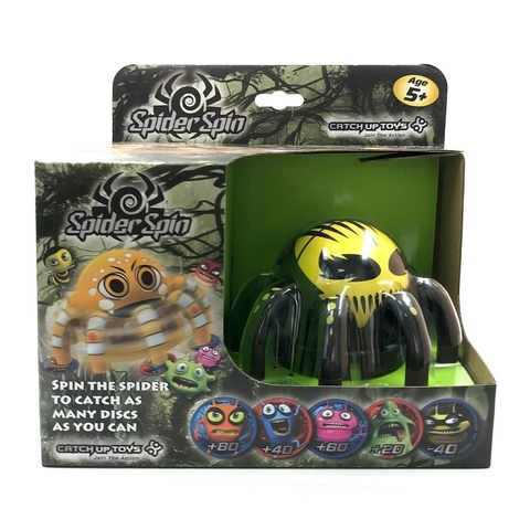Игра CATCHUP TOYS Spider Spin Evil