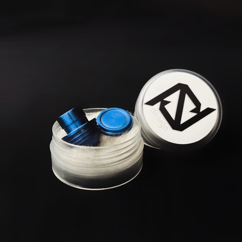 Driptip & Button Set for Billet Box by SN Design