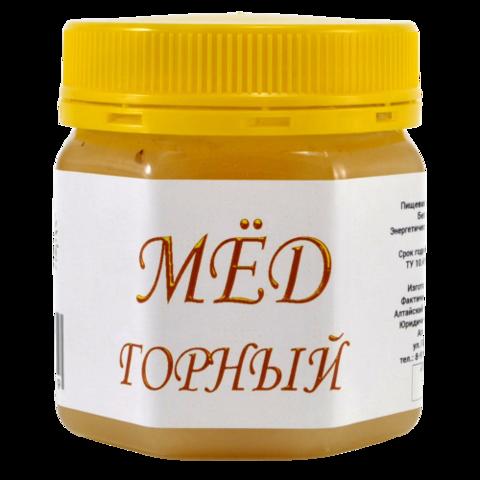 Мед атайский горный OLIMED, 250г