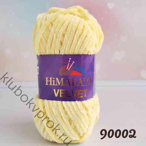 HIMALAYA VELVET 90002, Светлый желтый