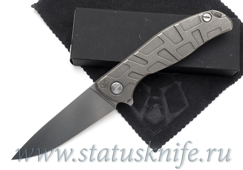 Нож Широгоров Flipper 95 S35VN узор T подшипники