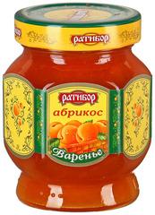 """Варенье """"Ратибор"""" абрикосовое 400 г"""