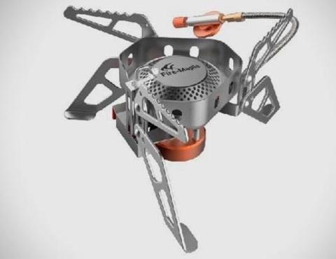 Горелка газовая со встроенной ветрозащитой Fire-Maple Sirius FMS-125