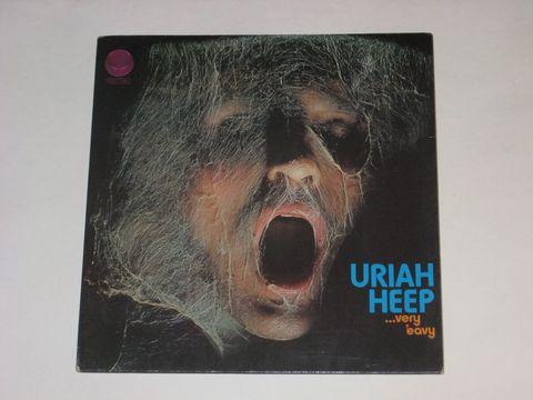 Uriah Heep / ...Very 'Eavy ...Very 'Umble (LP)