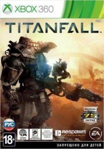 Titanfall (Xbox 360, русская версия)